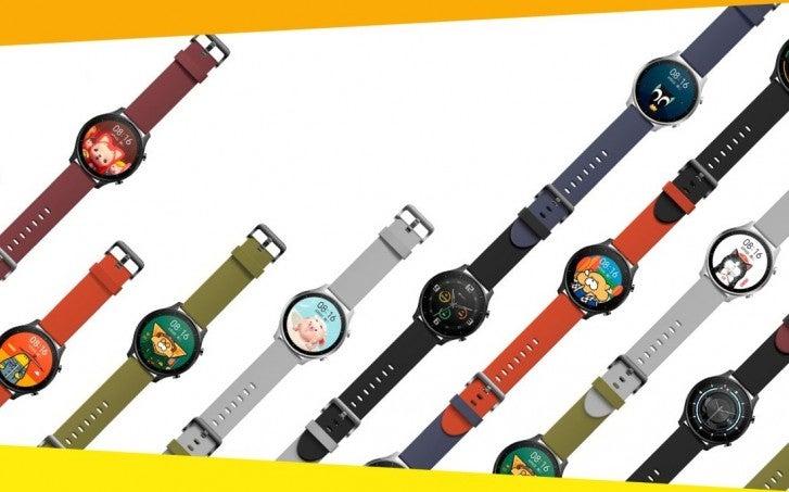 Xiaomi представила долгоиграющие умные часы с NFC за $ 115