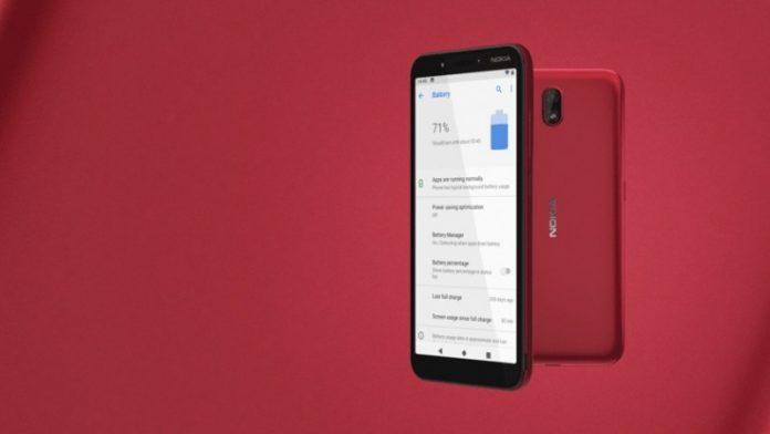 бюджетні смартфони 2020 Nokia C2