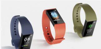 Xiaomi представить в Україні розумний годинник Mi Band 4C