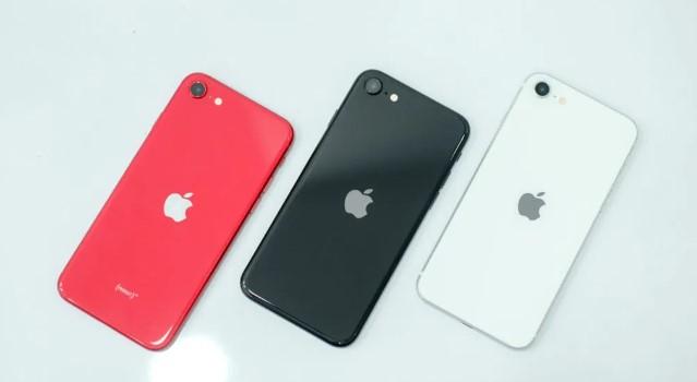 iPhone SE 2020 працює довше iPhone 8 без підзарядки