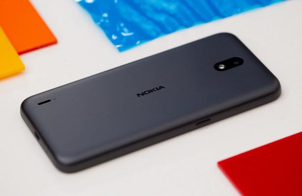 В Україні з'явився у продажу дешевий Android-смартфон Nokia 1.3