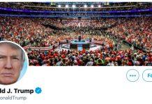 Twitter знову зайнявся цензурою повідомлень Дональда Трампа