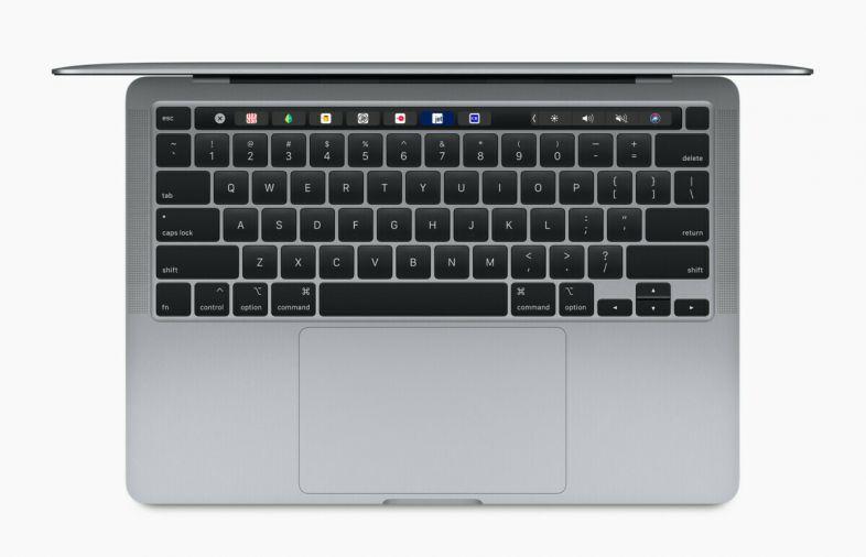 Appleанонсувалаоновлену лінійку 13-дюймових MacBook Pro.У них немає клавіатури з механізмом «метелик» і з'явилася фізична кнопка Escape.