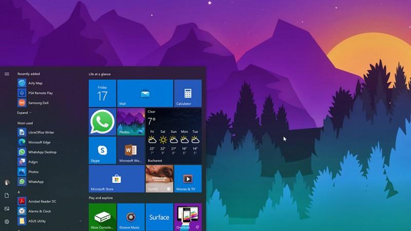 Вийшло травневе оновлення Windows 10 - головні нововведення