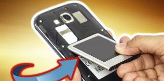 Samsung планує випустити бюджетний смартфон із знімною батареєю