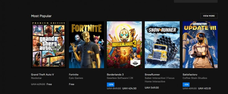 Гра GTA V семирічної давності стала найпопулярнішою в цифровому магазині