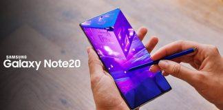 Лінійка Samsung Galaxy Note 20 може втратити 100-кратне збільшення