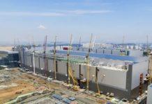 В Samsung почали будівництво нового заводу для масового виробництва нової пам'яті NAND
