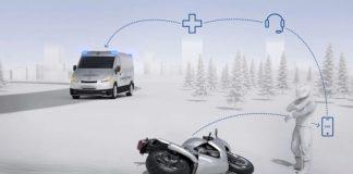 У Bosch представили сервіс Help Connect: для оберігу мотоциклістів