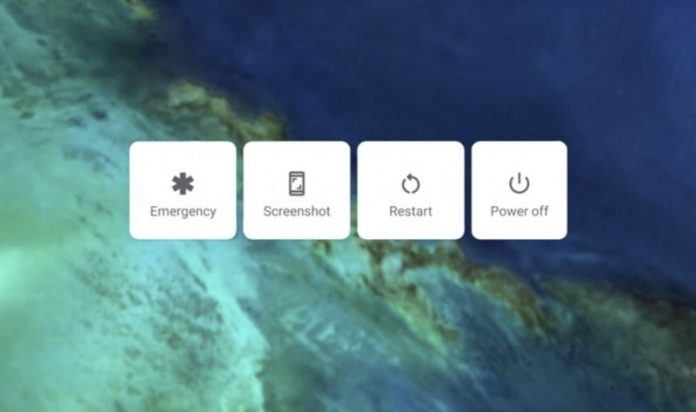 З'явилося зображення нового меню живлення в Android 11