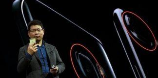 Майбутні смартфони серії Huawei P будуть підтримувати 150-кратний зум