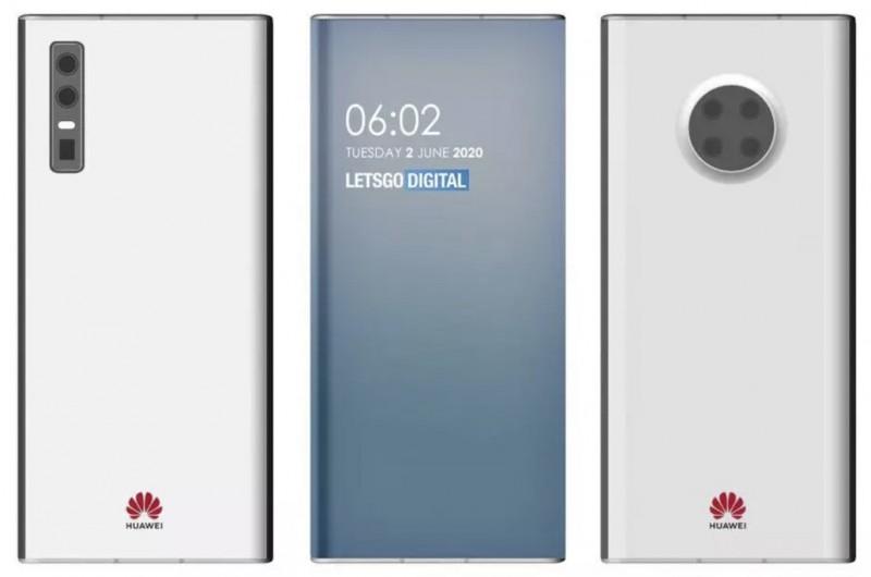 Показано потенційний смартфон Huawei з підекранною камерою