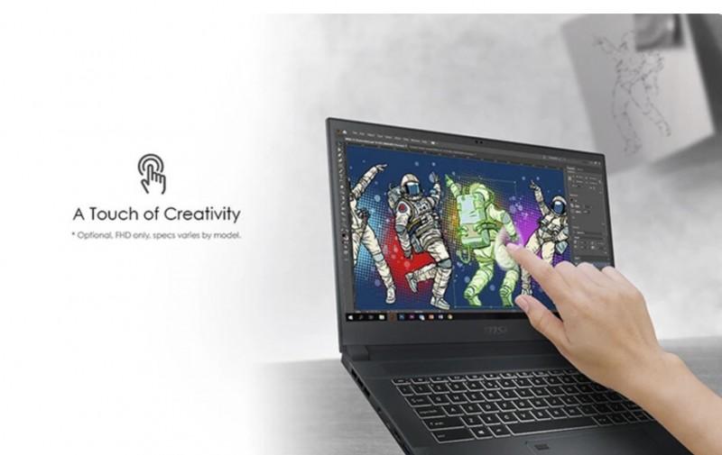 Компанія MSI оголосила про випуск нового ноутбука MSI Creator 15 для професійних художників
