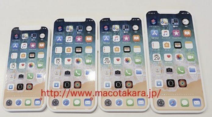 Розсекречено вигляд всіх iPhone 12, в мережу виклали всі макети пристроїв