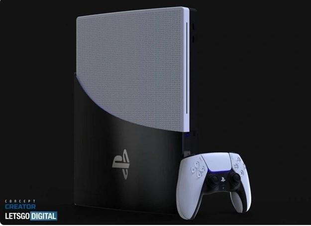 З'явився новий концепт ігрової консолі PlayStation 5