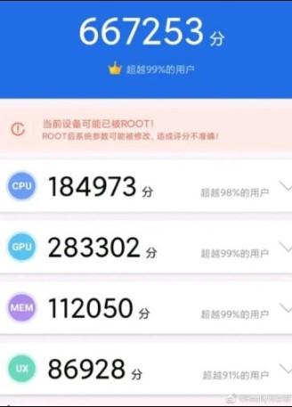 Мобільний процесор Snapdragon 865 Plus протестували в AnTuTu