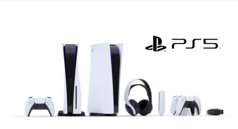 Sony показала дизайн PlayStation 5