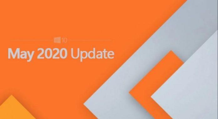 Після перезавантаження Windows 10 May 2020 Update треба наново входити в облікові записи