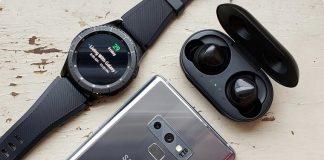 Samsung Galaxy Buds Live і Galaxy Watch 3 можуть анонсувати вже в липні