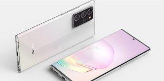 Інноваційний Galaxy Note20 і два складаних смартфони вийдуть в серпні