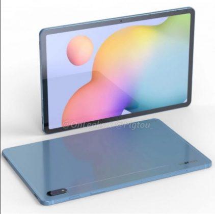 Розкрито вигляд неанонсованого Samsung Galaxy Tab S7