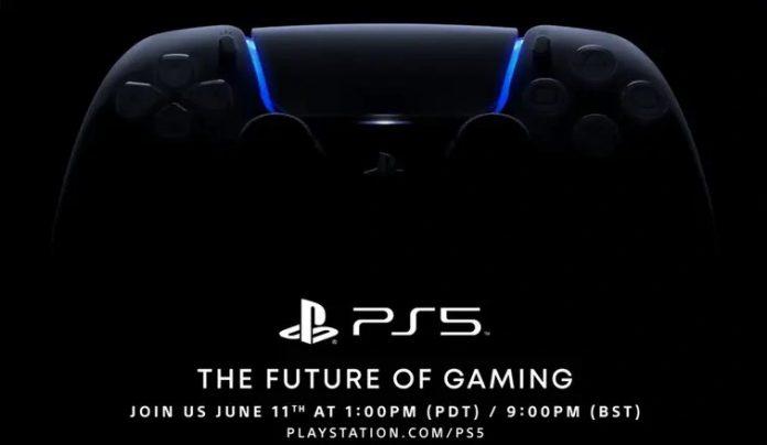 Захід Sony PS5 призначено на 11 червня