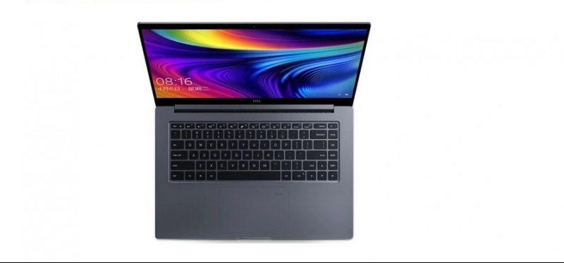 Xiaomi представила преміальний ноутбук Notebook Pro 15 2020