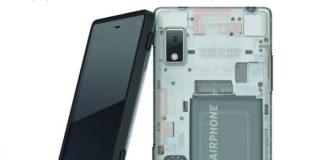Модульний смартфон 2015 року оновили до Android 9