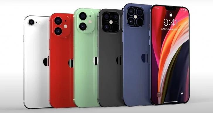Цьогоріч поставки нових iPhone 12 почнуться пізніше звичайного