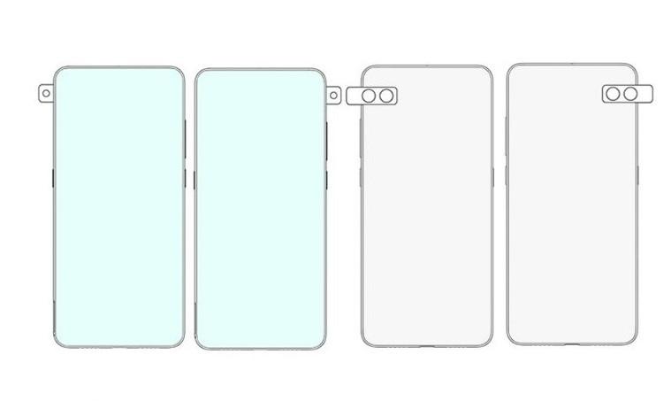 Xiaomi запатентувала поворотну камеру для смартфона