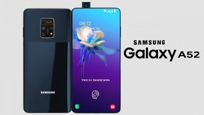 Samsung Galaxy A52 5G: перші деталі і функції моделі
