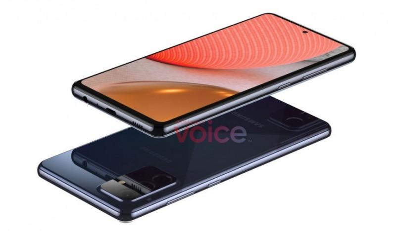 Розкрито дизайн майбутнього бестселера Samsung